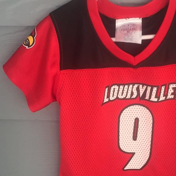 watch ff894 05c08 ⚡️Flash Sale $13 Louisville Cardinals Jersey